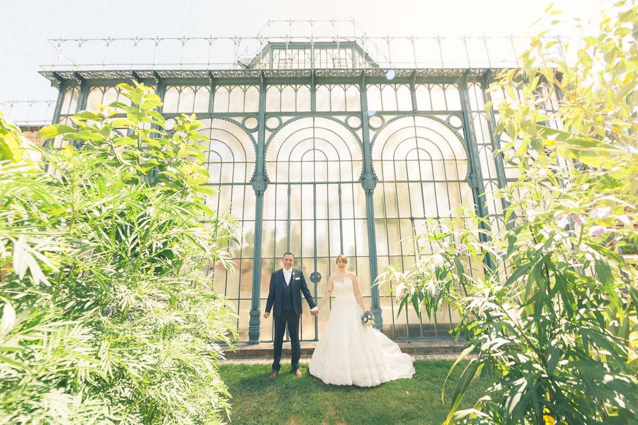 Hochzeitsfotos Wilhelma Fotograf