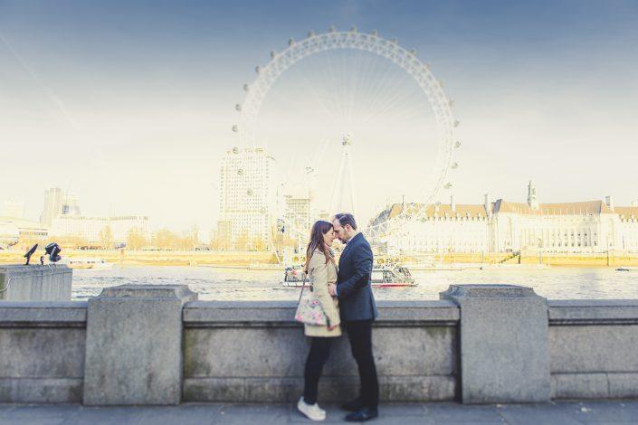 Engagement Session Couple Shoot London