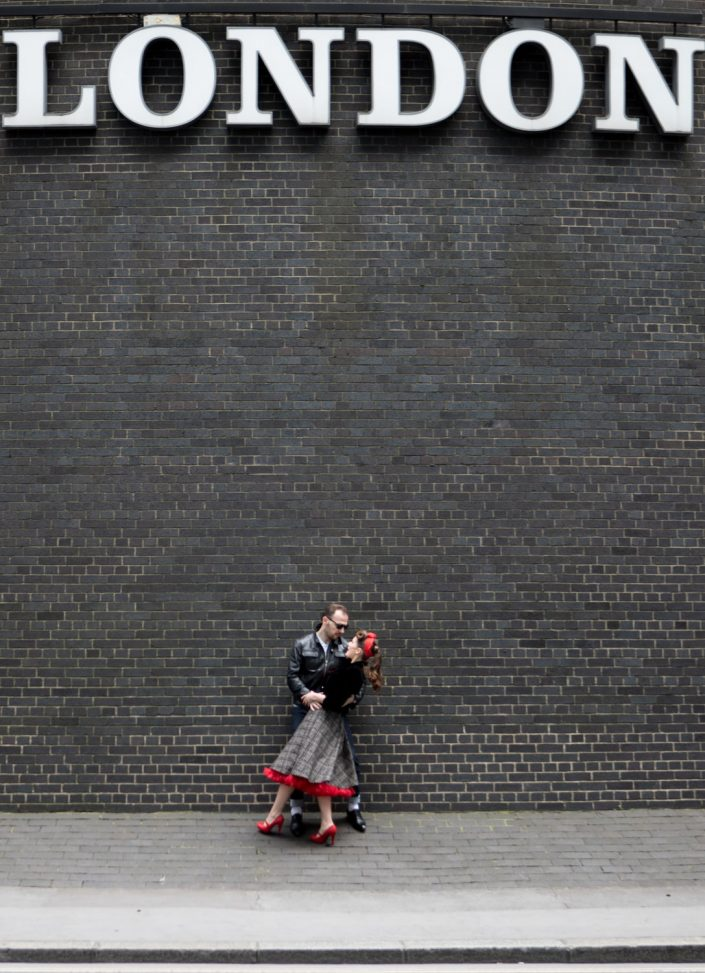 Couple Shooting London