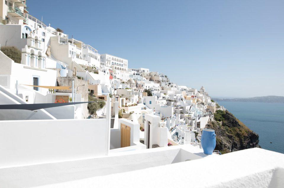 Santorini - oh wie schön du Bist!